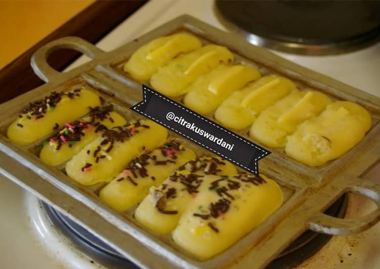 Resep Kue Pukis Tanpa Telur Oleh Citra Kuswardani Cookpad