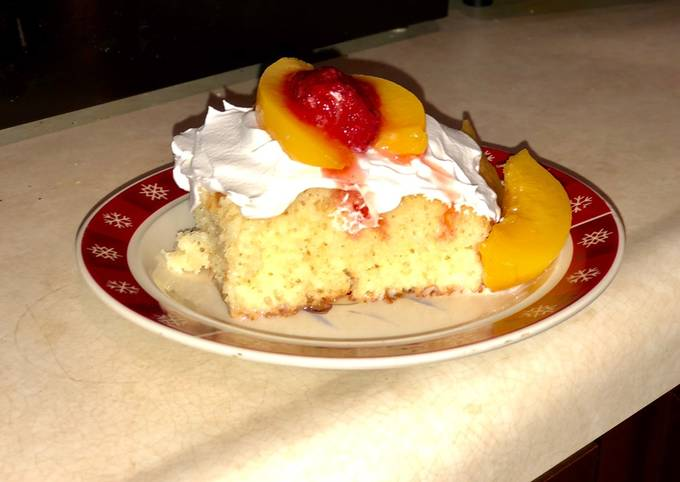 Recipe: Perfect EASY Tres leches cake