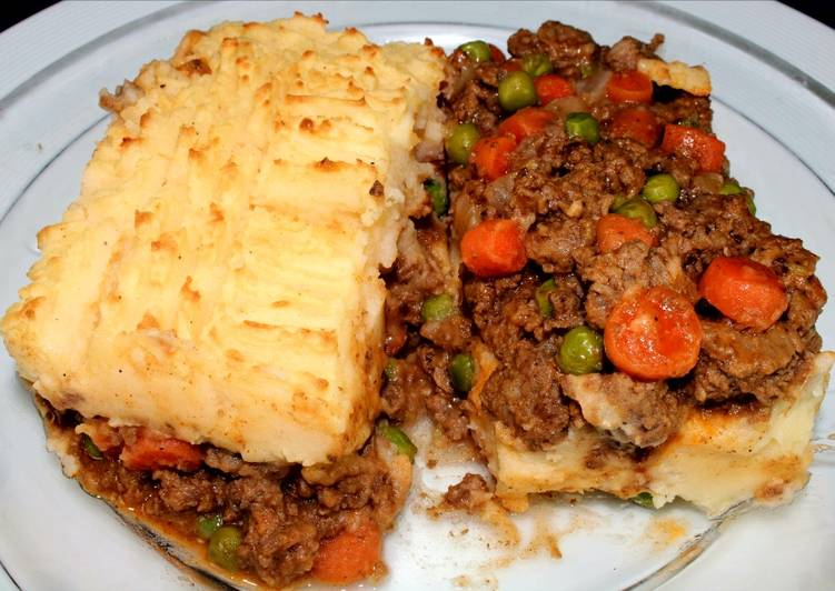 How to Cook Tasty Cottage/Shepherd's Pie