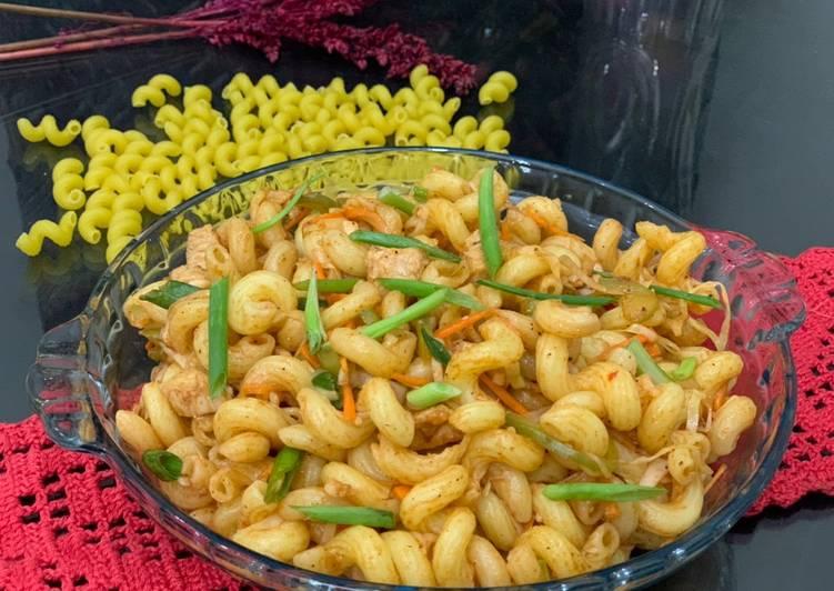 Twisted Chilli Garlic Pasta with Chicken