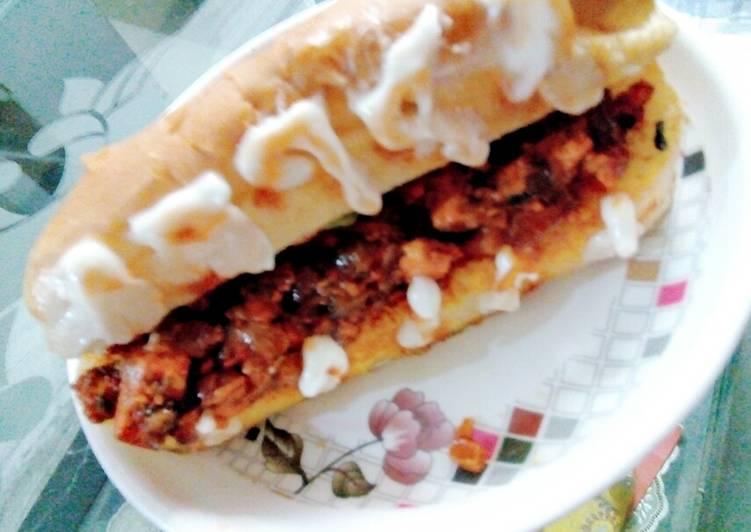 Easiest Way to Make Award-winning Hot Dog