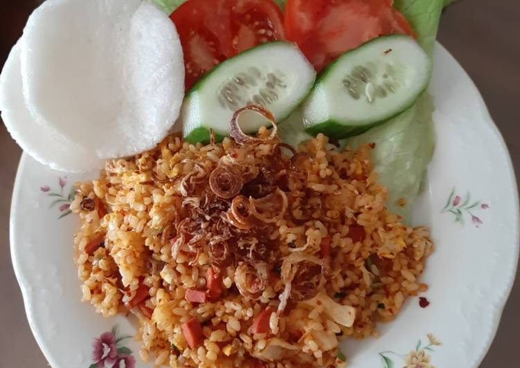 Recipe of Award-winning Spices fried rice