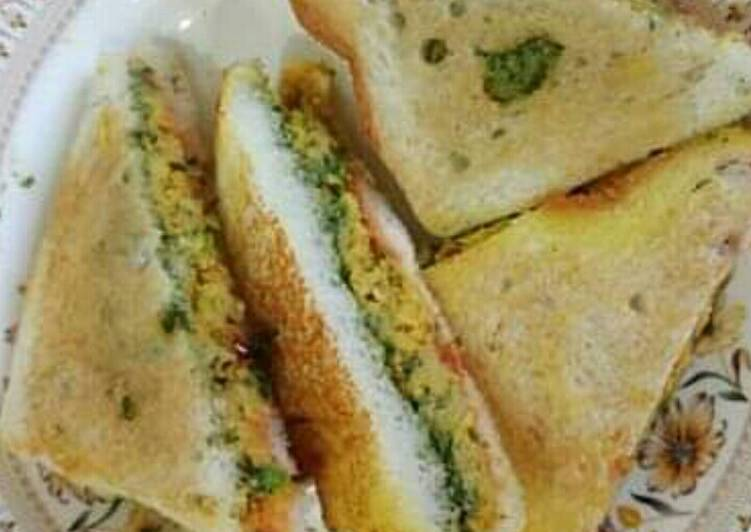 Chiken cheese sandwich