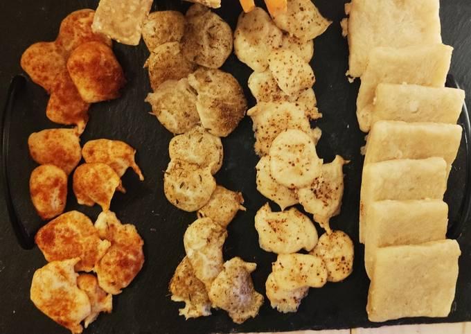 🌺 Chips de blancs d'oeufs