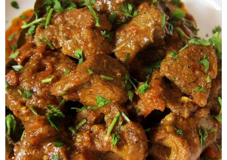 Achari Gosht Finding Nutritious Fast Food
