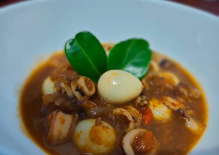 Seafood Saus Tiram