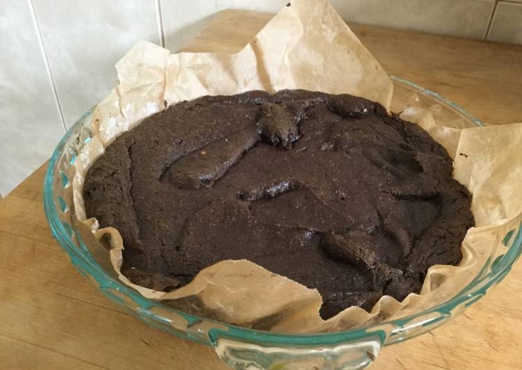 Paleo brownies - Laurie G Edwards