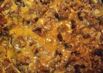How to Prepare Delicious One Pot Mexican Beef and Brown Rice
