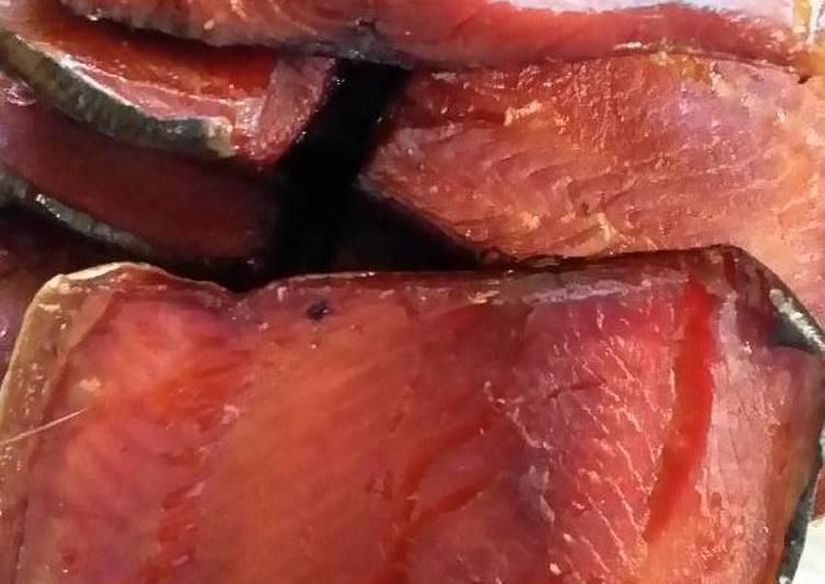 How to Prepare Speedy Brad's smoked salmon