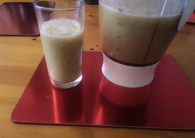 Recipe of Speedy Morning smoothie