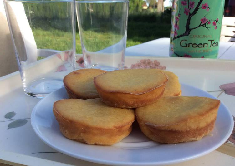 La Recette Pas à Pas Muffin au citron