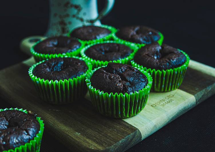 Simple Way to Make Top-Rated Chocolate Muffins