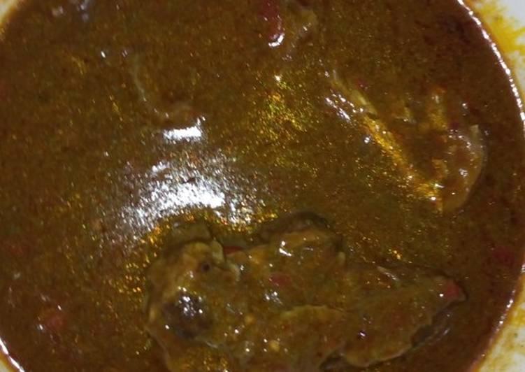 Recipe of Any-night-of-the-week Miyan kuka