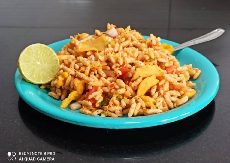 Absolutely Ultimate Dinner Ideas Refreshing Bhel