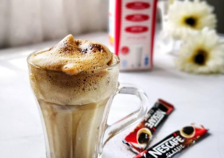 Dalgona Coffee Covid-19 - resepipouler.com
