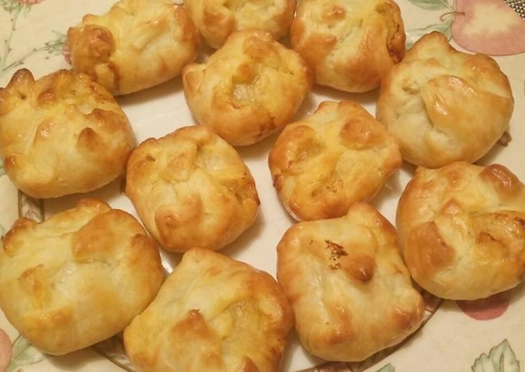 4 Great Polpette di ragù in crosta