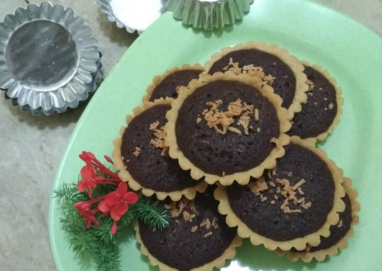 Resep Pie Brownies Favorit