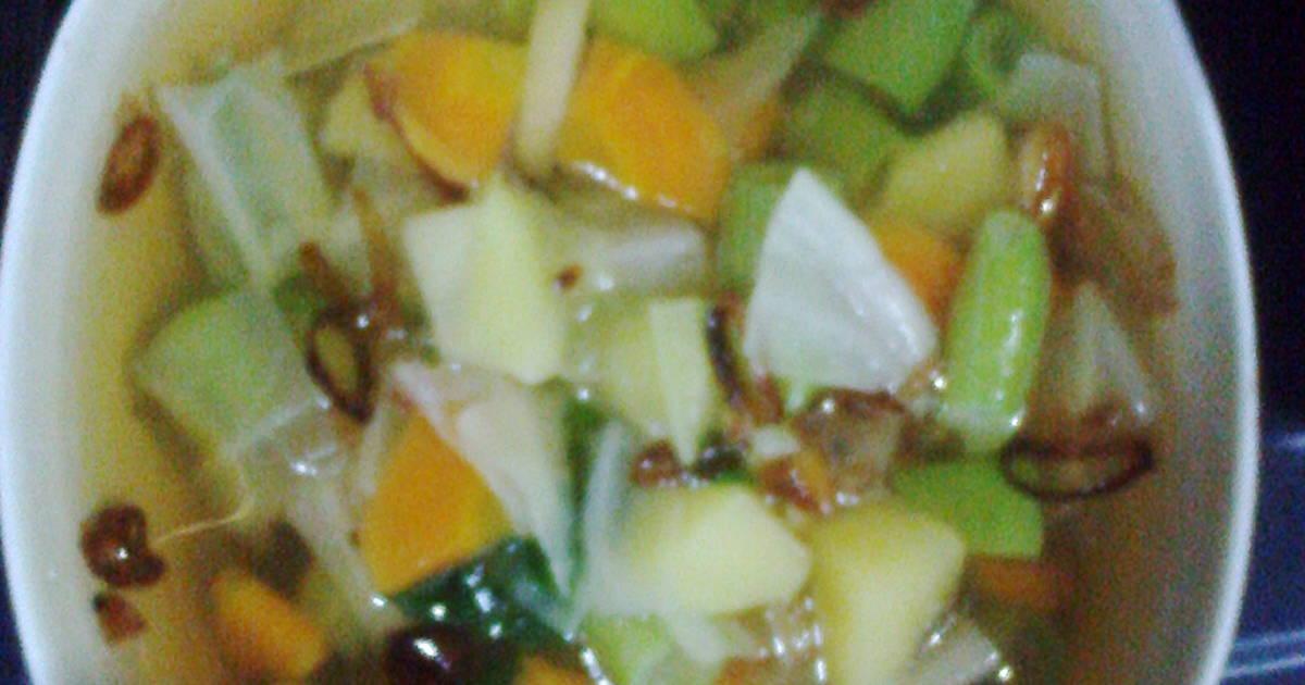 Resep Sayur sop sederhana oleh Ibuk Daffa🍟 - Cookpad