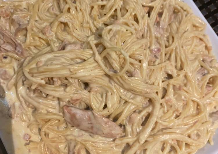 Recipe of Ultimate Tuna Pasta
