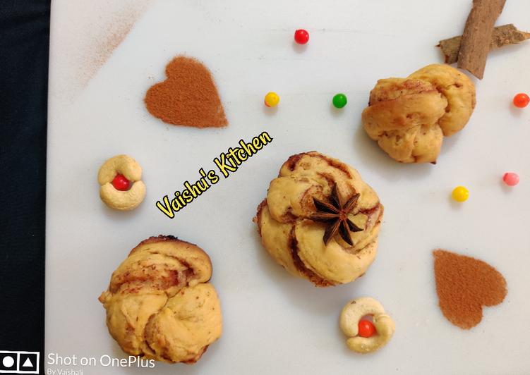 Recipe: Yummy Cinnamon Roll