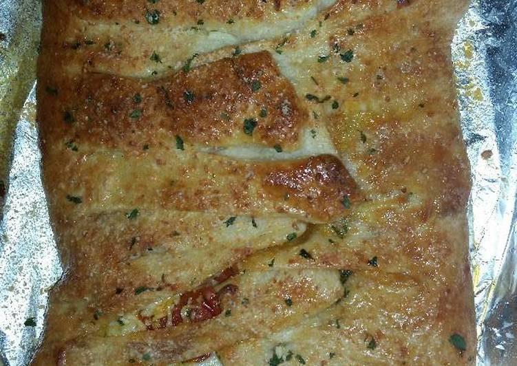 Recipe of Favorite Semi-scratch Stromboli