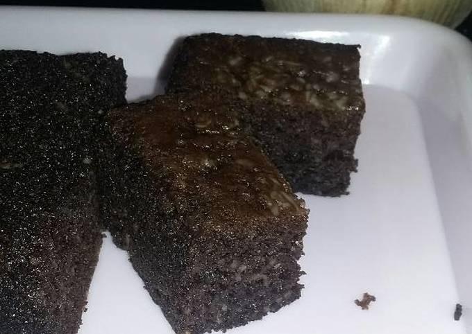 Brownies Coklat Keju Kukus Sederhana