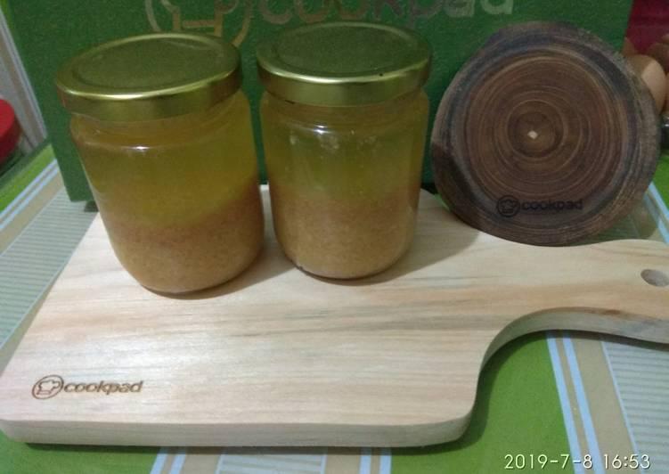 Baceman Bawang putih praktis ala saya