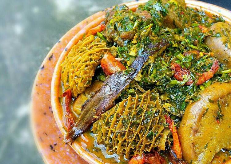 Afang soup, Helping Your Heart with Food