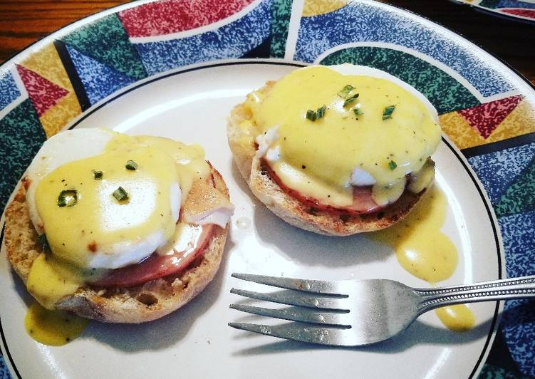 How to Prepare Ultimate Eggs Benedict