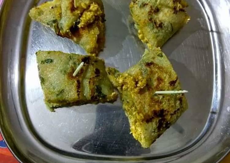 What is Dinner Easy Homemade #semolina peas roll