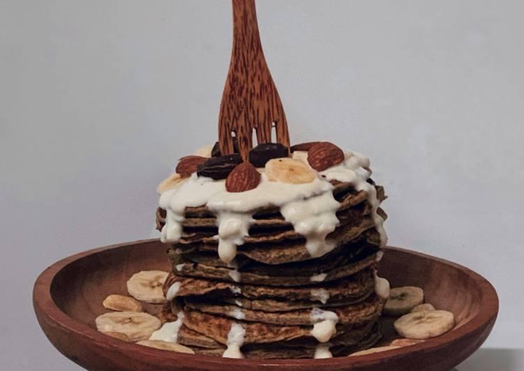 Pancakes végan