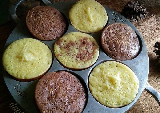 Resep Pukis Bulat Coklat Keju Tips Pr Pukis Oleh Dapurvy Cookpad