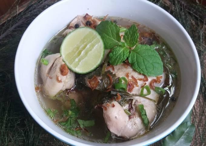 Sup Ayam Pantas