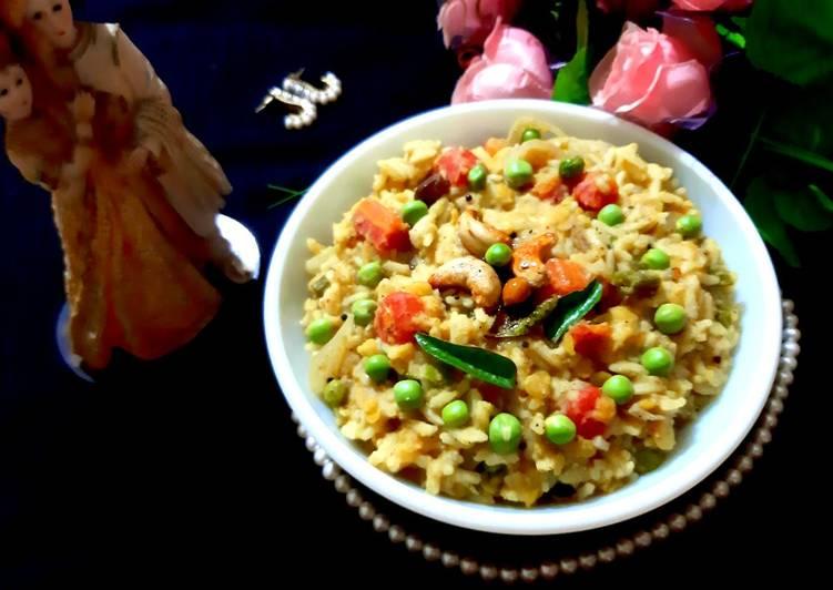 25 Minute Recipe of Fall Bisi bele bath recipe