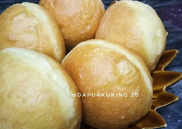 Roti goreng / donat goreng