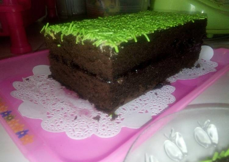 Brownis oven tangkring