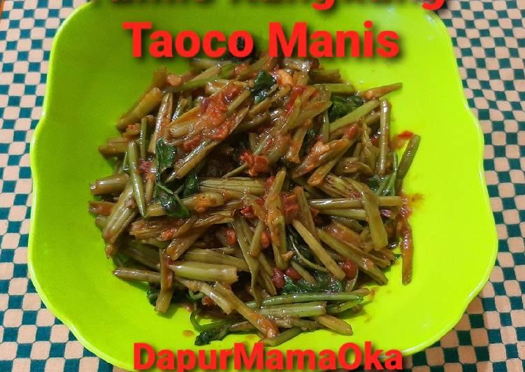 Tumis Kangkung Taoco Manis