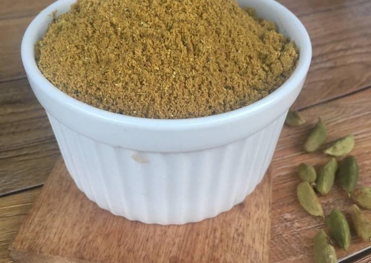 Curry powder homemade ala fe (bubuk kari)