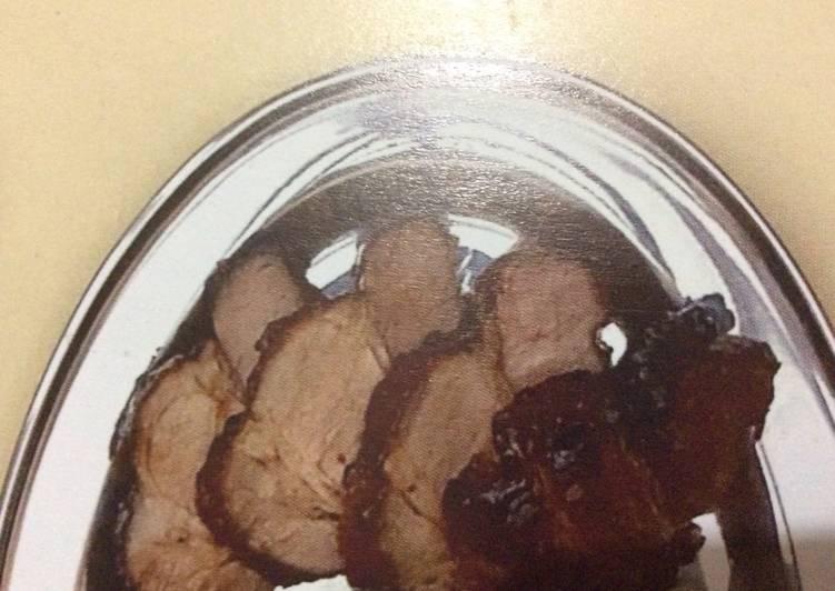 Recipe of Ultimate Char Sui pork
