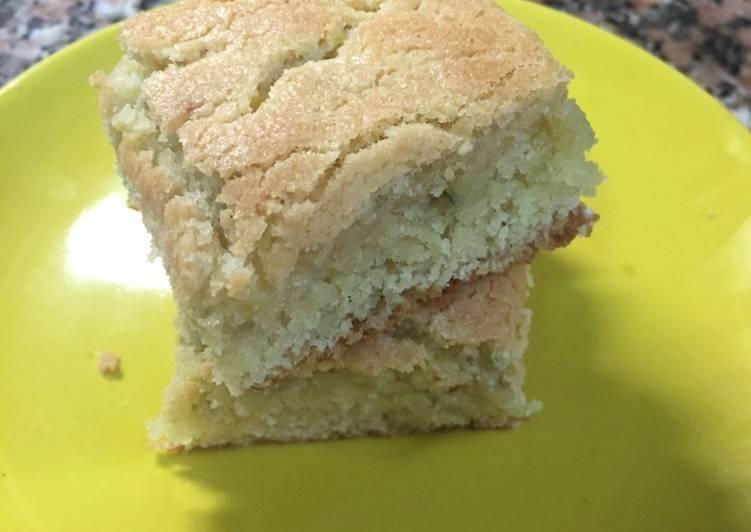 Recipe of Quick Sugar cookie bars