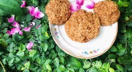 Hình ảnh món Banana oats peanut butter cookies