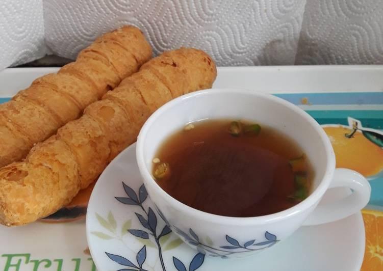 Recipe: Appetizing Tamarind Chilli Tea