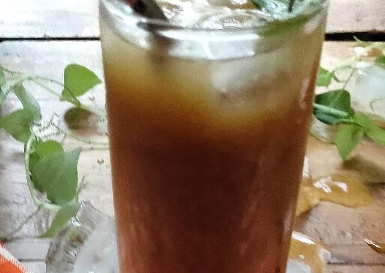 Coffe Latte Lemonade Gula Palm