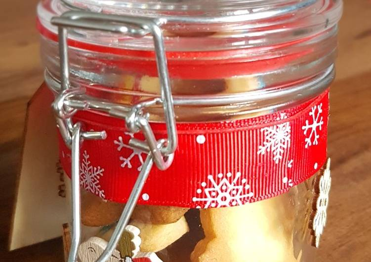 Bocal gourmandises de Noël