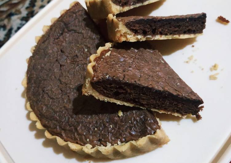 Resep Pie Brownies Tanpa Oven Paling Top
