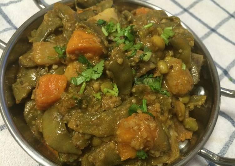 The Best Soft and Chewy Dinner Ideas Summer Surati Papdi, Ratalu, Shakkariya Nu Mix Shaak