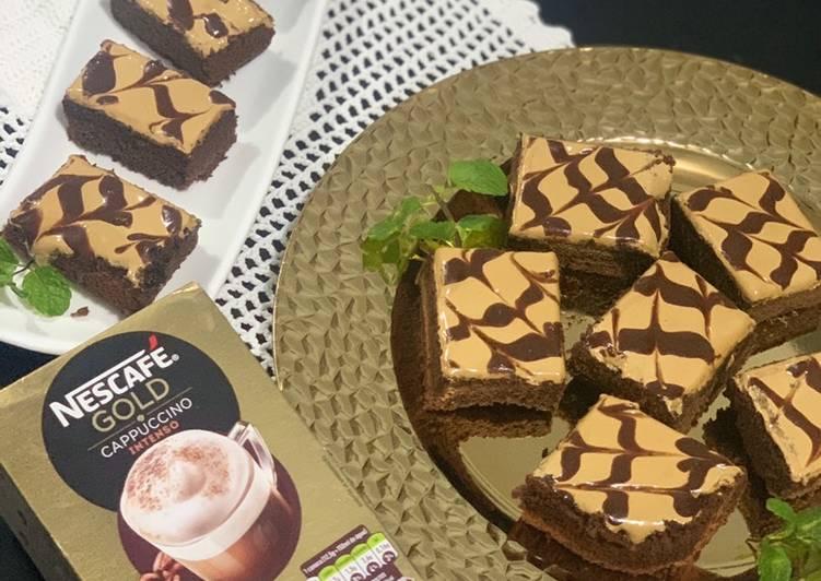 Recipe: Perfect Chocolate Dalgona Coffee Cake 🍰