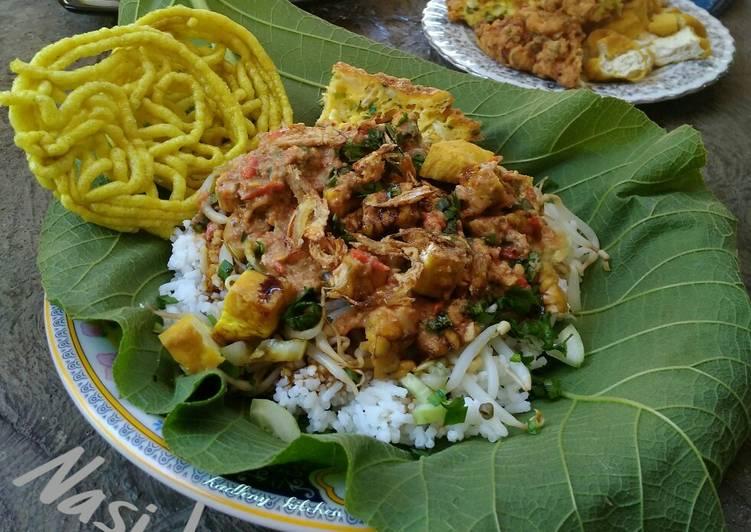 Resep Nasi Lengko Khas Cirebon , Lezat