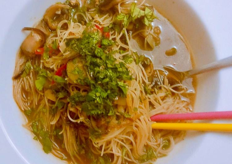 Easiest Way to Make Homemade Just another Sunday Ramen