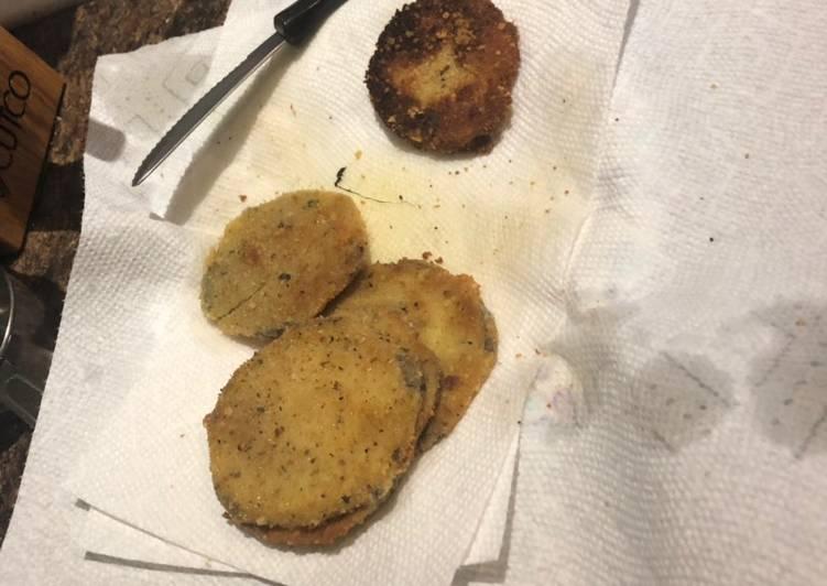Easiest Way to Prepare Tasty Breaded veggies!!